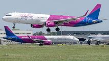 HA-LXI - Wizz Air Airbus A321 aircraft