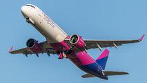 HA-LVD - Wizz Air Airbus A321 NEO aircraft