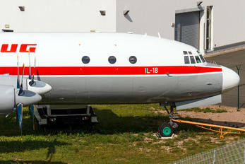 DDR-STG - Interflug Ilyushin Il-18 (all models)