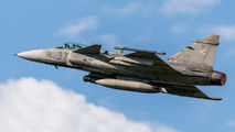 37 - Hungary - Air Force SAAB JAS 39C Gripen aircraft