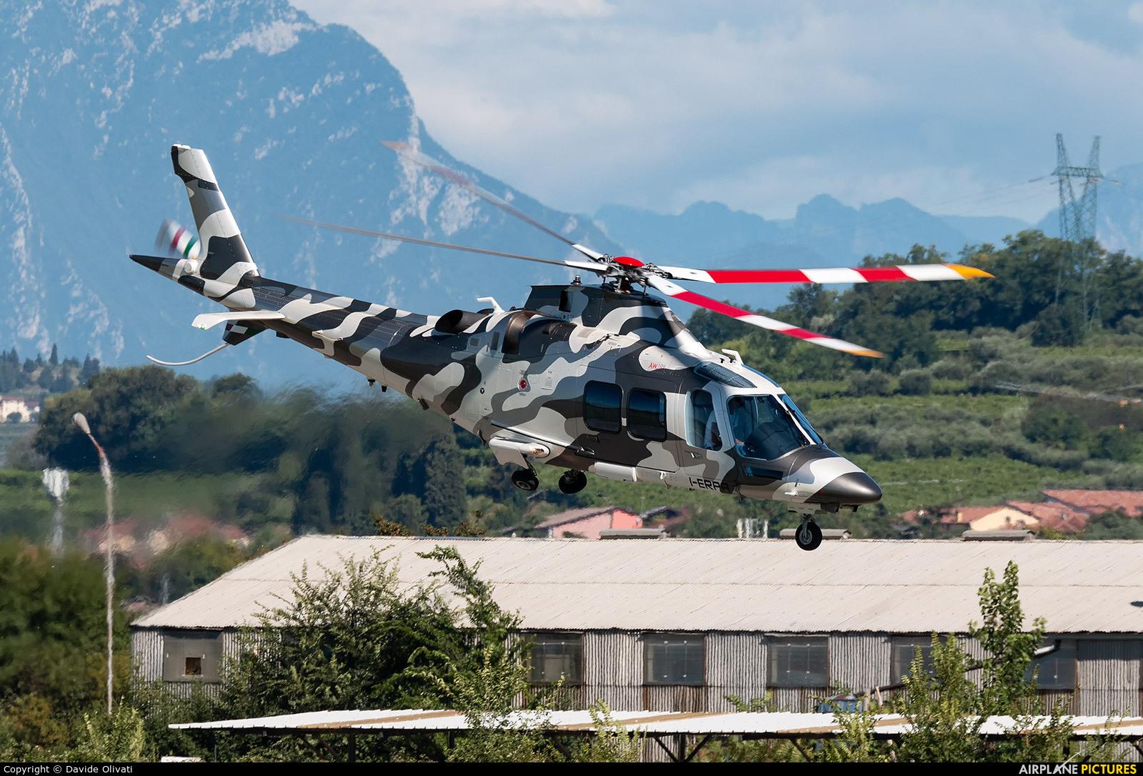 Air Corporate I-ERPA aircraft at Verona - Boscomantico