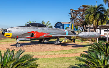 4363 - Brazil - Air Force Lockheed T-33A Shooting Star