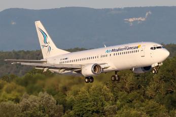 SX-MAM - Air Mediterranean Boeing 737-400