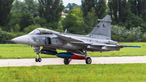 9238 - Czech - Air Force SAAB JAS 39C Gripen aircraft