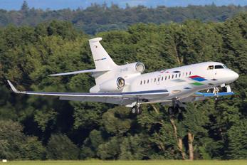 D-AGBI - Volkswagen Air Services Dassault Falcon 7X