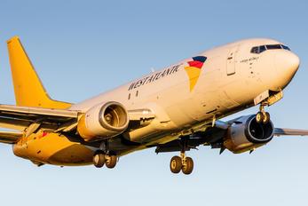 G-JMCX - West Atlantic Boeing 737-400SF