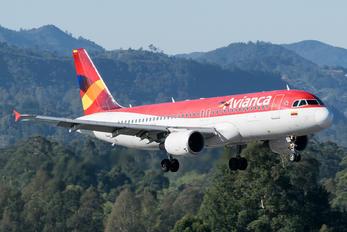 N961AV - Avianca Airbus A320
