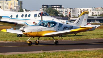 SP-GBI - Ventum Air Czech Sport Aircraft PS-28 Cruiser
