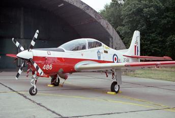 ZF486 - Royal Air Force Short 312 Tucano T.1