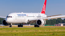 TC-LLK - Turkish Airlines Boeing 787-9 Dreamliner aircraft