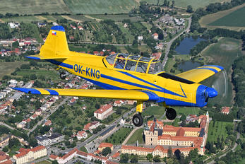 OK-KNG - Slovacky Aeroklub Kunovice Zlín Aircraft Z-226 (all models)