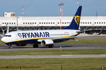 9H-QAJ - Ryanair (Malta Air) Boeing 737-8AS