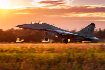 53 - Russia - Air Force Mikoyan-Gurevich MiG-29