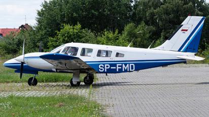 SP-FMD - Private PZL M-20 Mewa