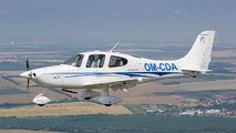 OM-CDA - Private Cirrus SR20 aircraft