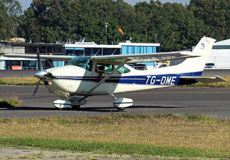 TG-OME - Private Cessna 182 Skylane (all models except RG)