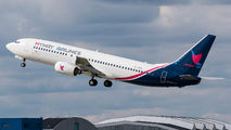 MyWay Airlines Boeing 737 visited Warsaw title=