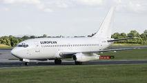 G-CEAH - European Aircharter Boeing 737-200 aircraft