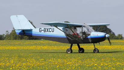G-BXCU - Private Rans S-6, 6S / 6ES Coyote II
