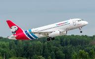 RA-89073 - Yamal Airlines Sukhoi Superjet 100LR aircraft