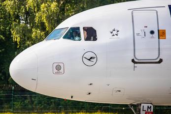 D-AILM - Lufthansa Airbus A319
