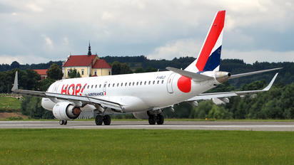 F-HBLD - Air France - Hop! Embraer ERJ-190 (190-100)