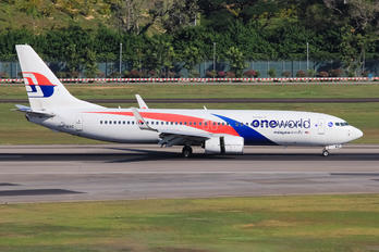 9M-MXC - Malaysia Airlines Boeing 737-800