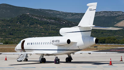 A6-RTS - Private Dassault Falcon 900 series