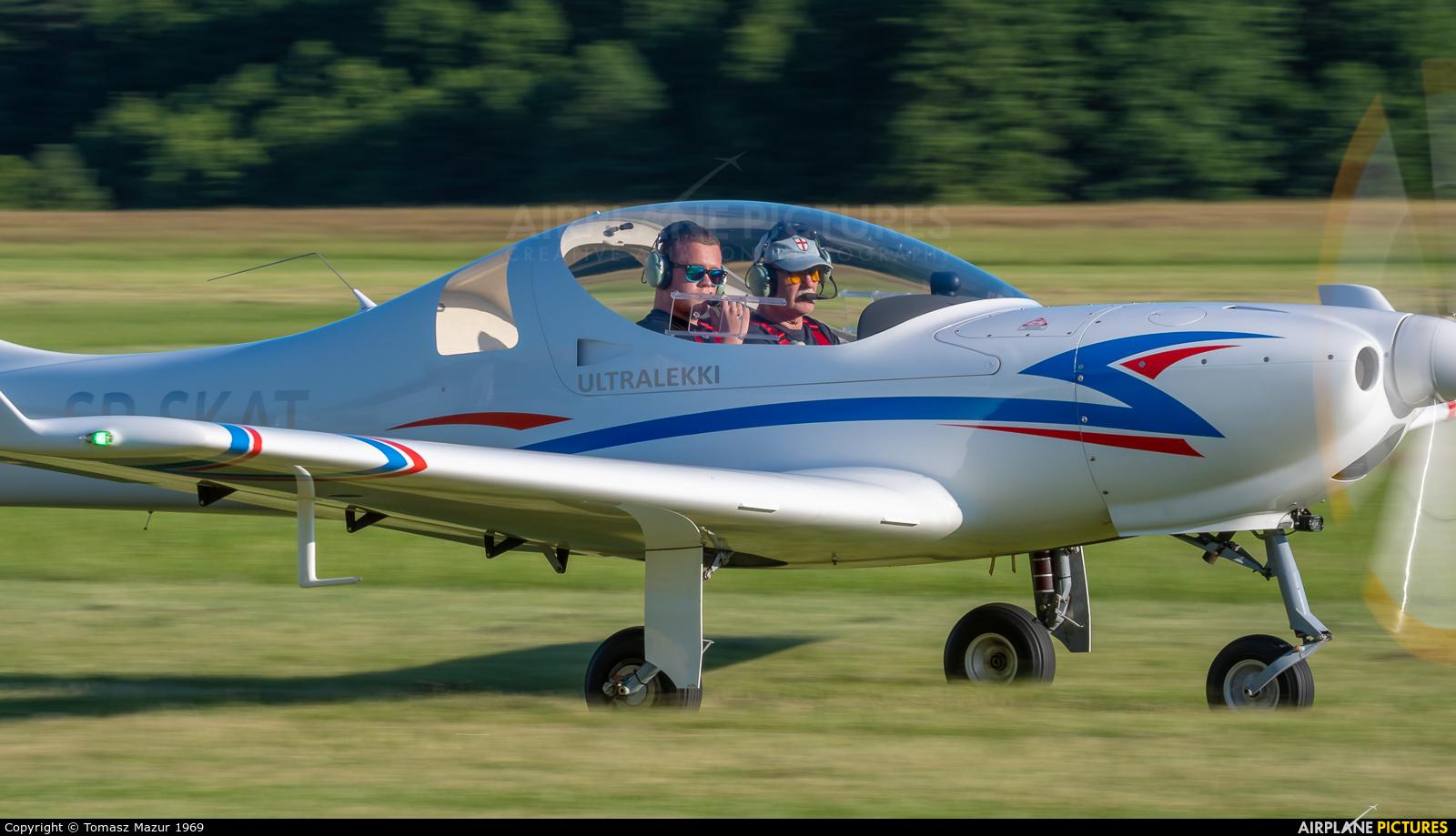 Private SP-SKAT aircraft at Rybnik - Gotartowice