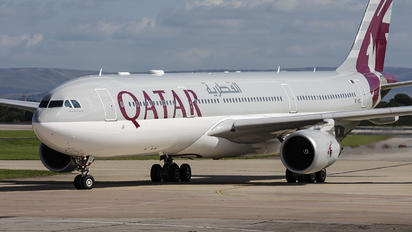 A7-AEE - Qatar Airways Airbus A330-300