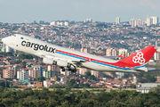 LX-GCL - Cargolux Boeing 747-400F, ERF aircraft