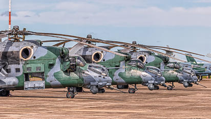 8960 - Brazil - Air Force Mil Mi-35 AH-2 Sabre