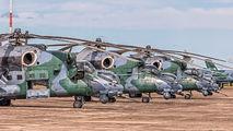 8960 - Brazil - Air Force Mil Mi-35 AH-2 Sabre aircraft