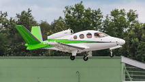SP-VIS - Cirrus Aircraft Poland & Baltics Cirrus Vision SF50 aircraft