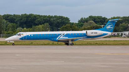 UR-DNR - Windrose Air Embraer ERJ-145