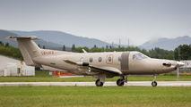 LX-JFZ - Jetfly Aviation Pilatus PC-12 aircraft
