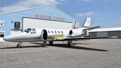 N800WT - Private Cessna 550 Citation Bravo