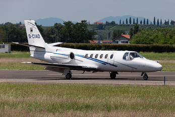 D-CIAO - Private Cessna 550 Citation II