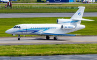 RA-09003 - Gazprom  Dassault Falcon 900 series aircraft