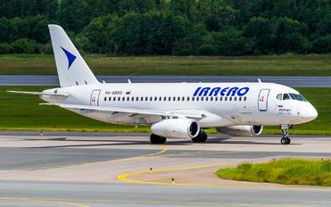 RA-89001 - Iraero Sukhoi Superjet 100