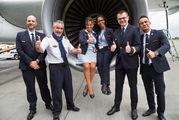 F-GRHR - Air France - Aviation Glamour - Flight Attendant aircraft