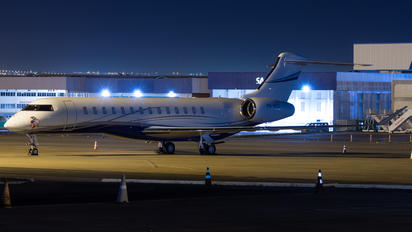 PS-BTG - Private Bombardier BD700 Global 7500