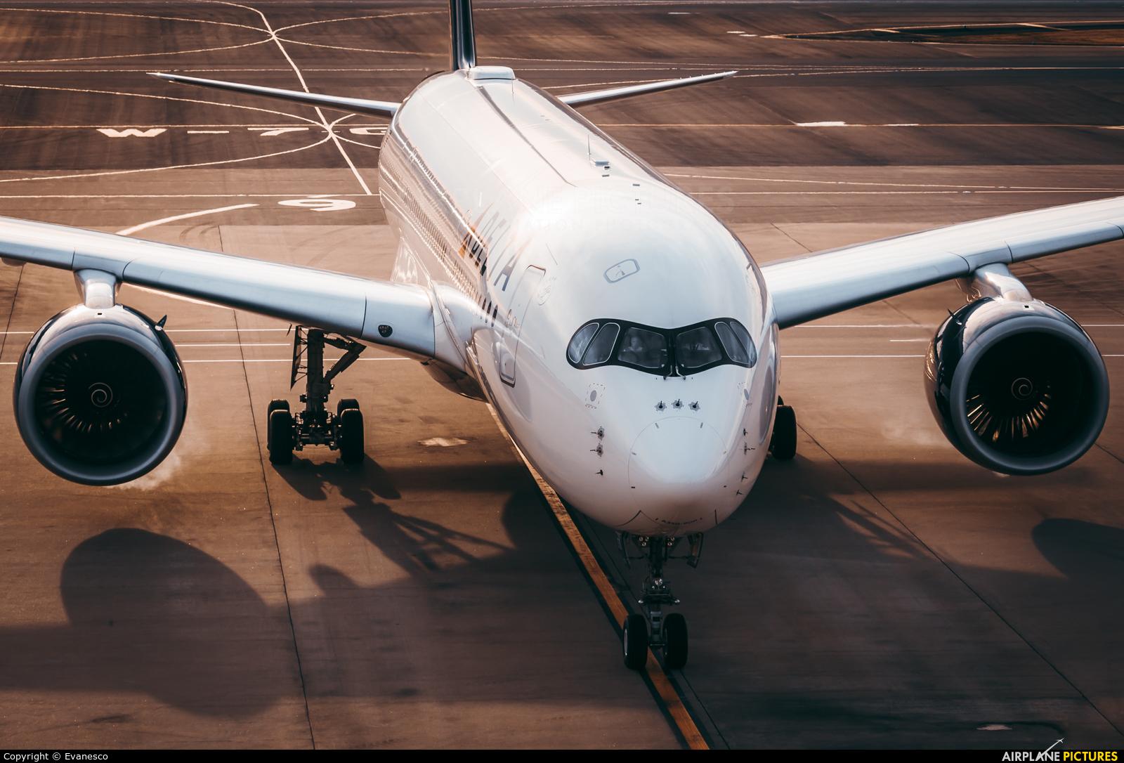 Delta Air Lines N509DN aircraft at Tokyo - Narita Intl