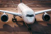 N509DN - Delta Air Lines Airbus A350-900 aircraft