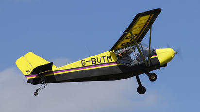 G-BUTM - Private Rans S-6, 6S / 6ES Coyote II