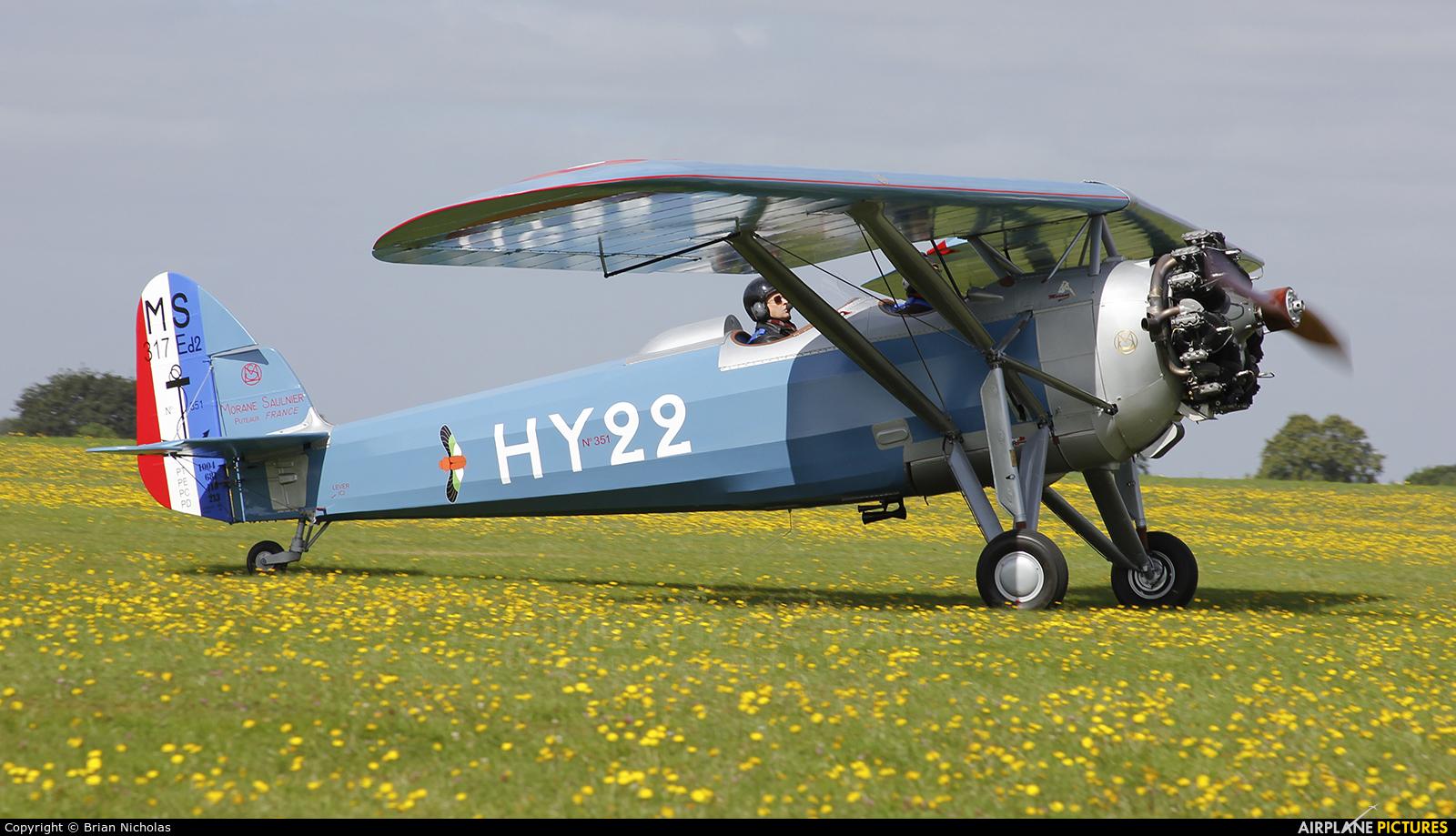 Private G-MOSA aircraft at Northampton / Sywell