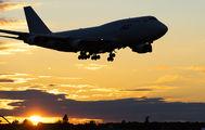 RubyStar Enterprise Boeing 747 at Bucharest  title=