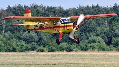 SP-AWL - Private Yakovlev Yak-12M
