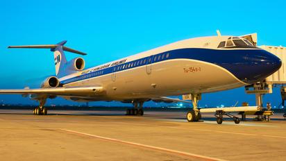 HA-LCA - Malev Tupolev Tu-154B