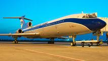 HA-LCA - Malev Tupolev Tu-154B aircraft